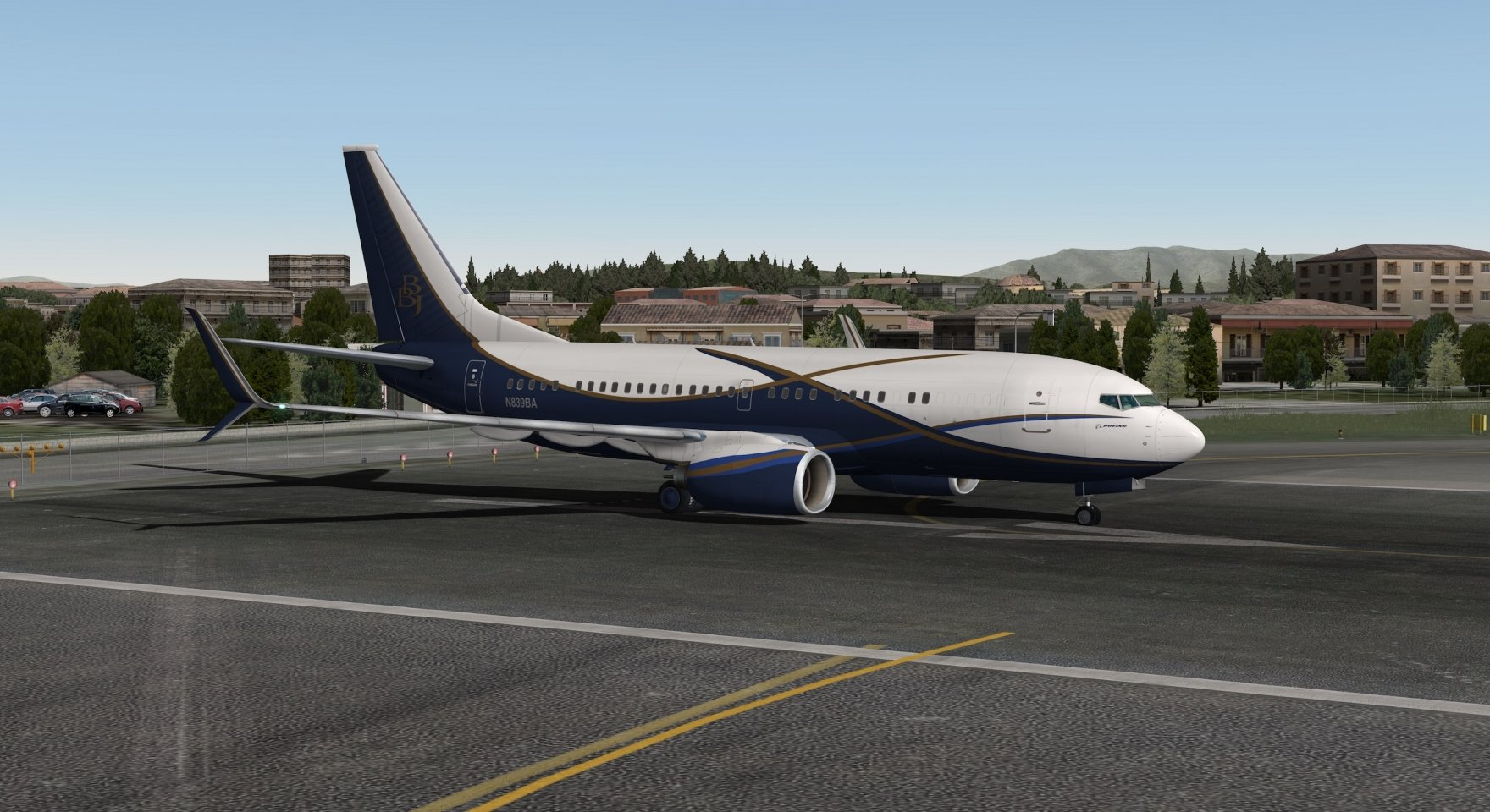 UPDATE: x737project v550 for X-Plane 11 is here! | Home | x737 Project