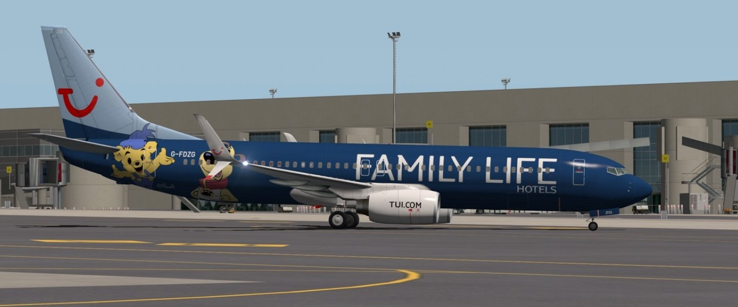 Liveries for Boeing 737-800 and BBJ2 | x737-800 Liveries | x737 Project