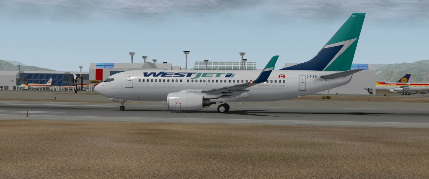 Liveries for Boeing 737-700 and BBJ | x737-700 Liveries